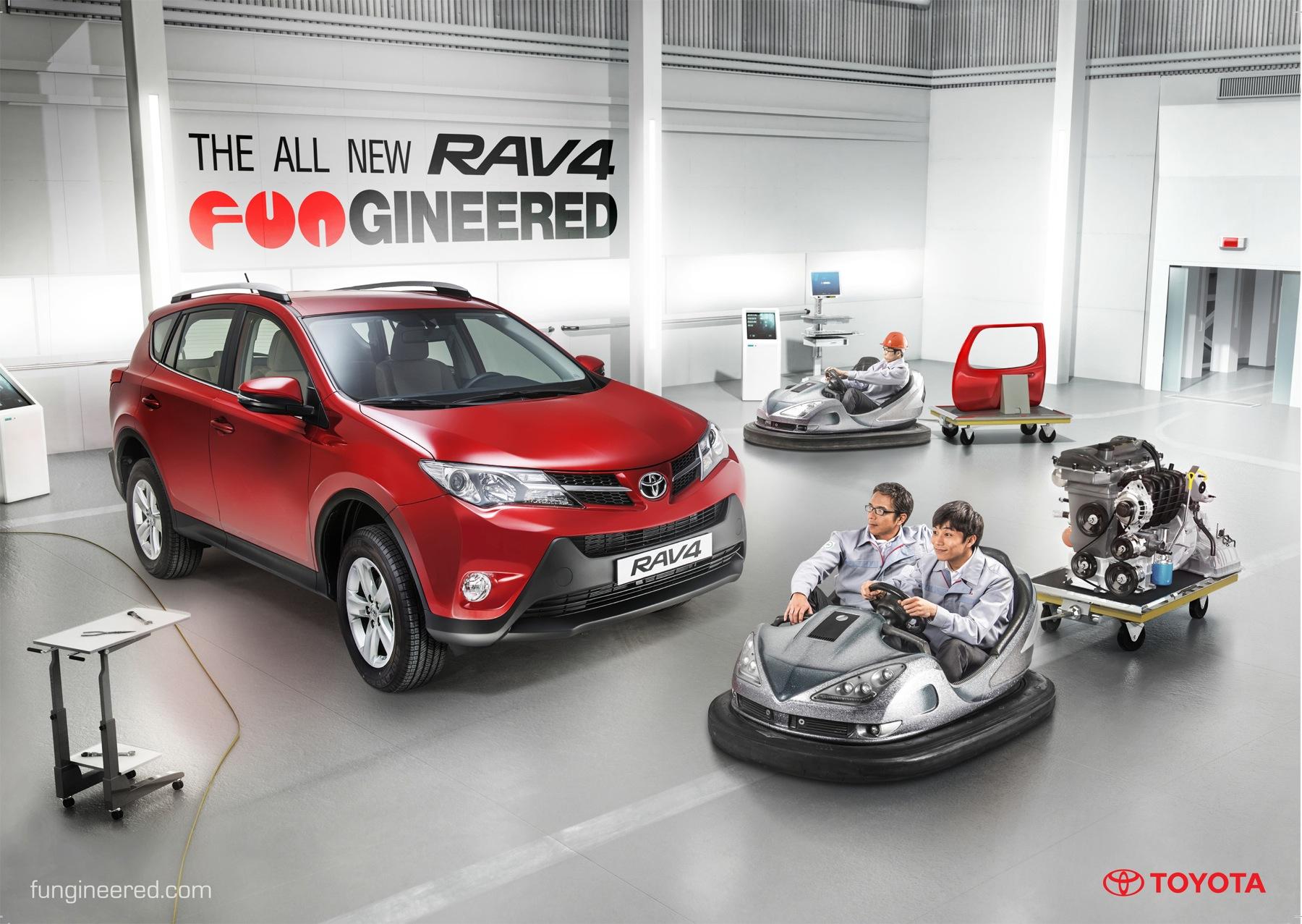 реклама Toyota Рав 4 #10